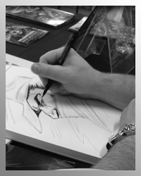Gregbo Sketching
